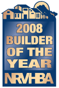 2008 Builder of the Year Award