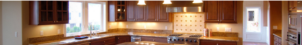 Custom Home Builder for kitchen design in Blacksburg and Radford, Virginia