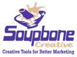 Soupbone Creative Website and Graphic Design
