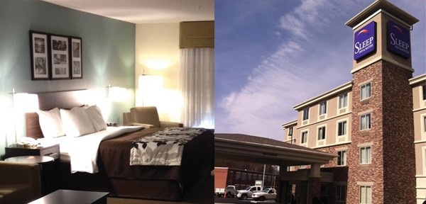Sleep Inn in Clintwood, VA